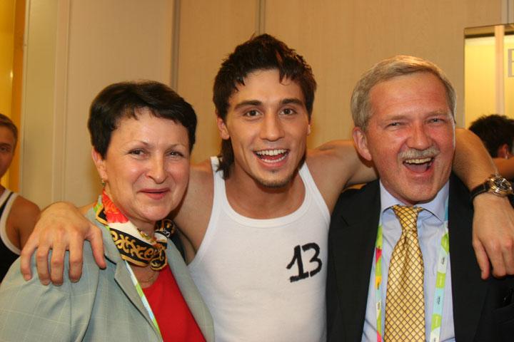 Семья Димы Билана фото