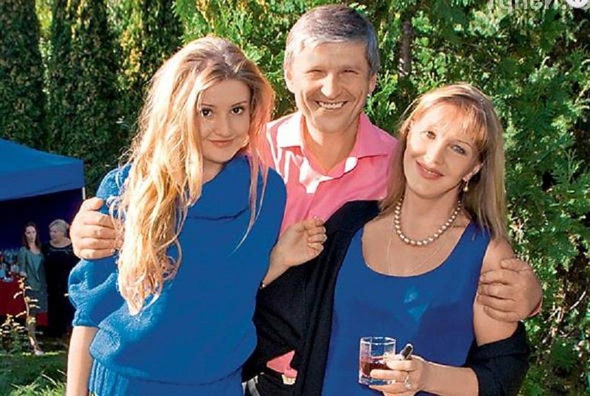 Семья Елены Прокловой фото