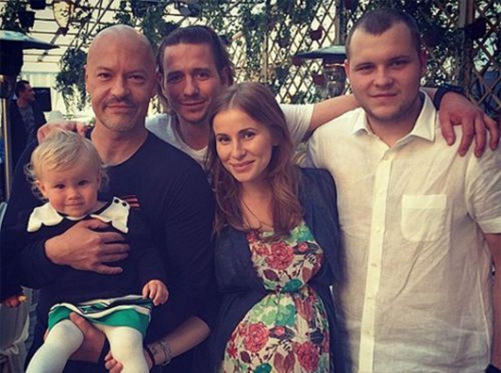 Семья Фёдора Бондарчука фото