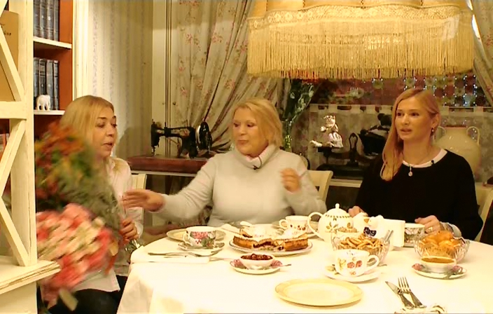 Семья Галины Польских фото