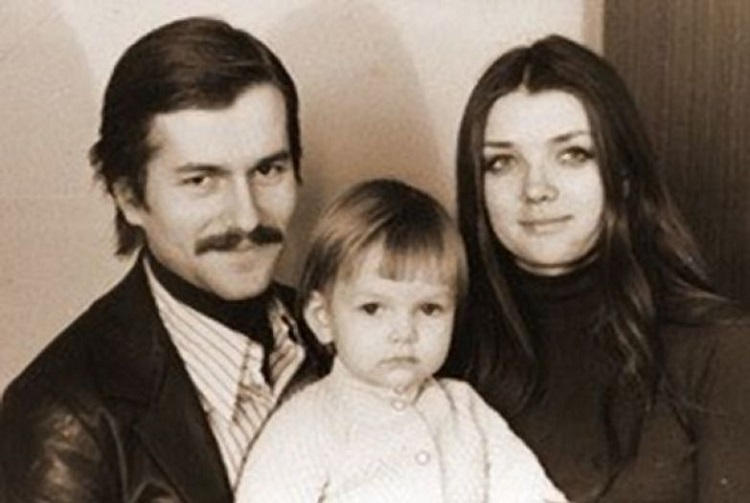 Семья Игоря Ливанова фото