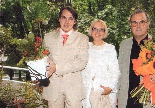 Семья Инны Чуриковой фото