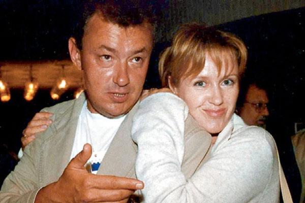 Семья Ирины Розановой фото