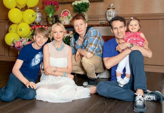 Семья Кристины Орбакайте фото