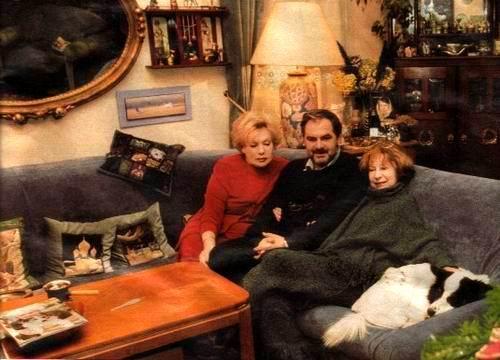 Семья Лии Ахеджаковой фото
