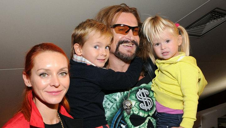 Семья Марины Анисиной фото