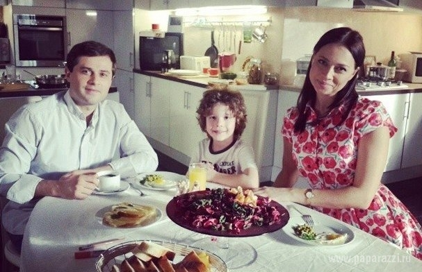 Семья Настасьи Самбурской фото