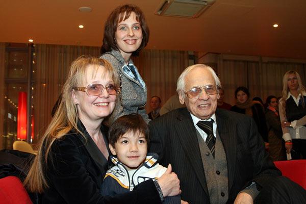 Семья Натальи Белохвостиковой фото