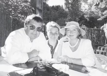 Семья Натальи Гундаревой фото