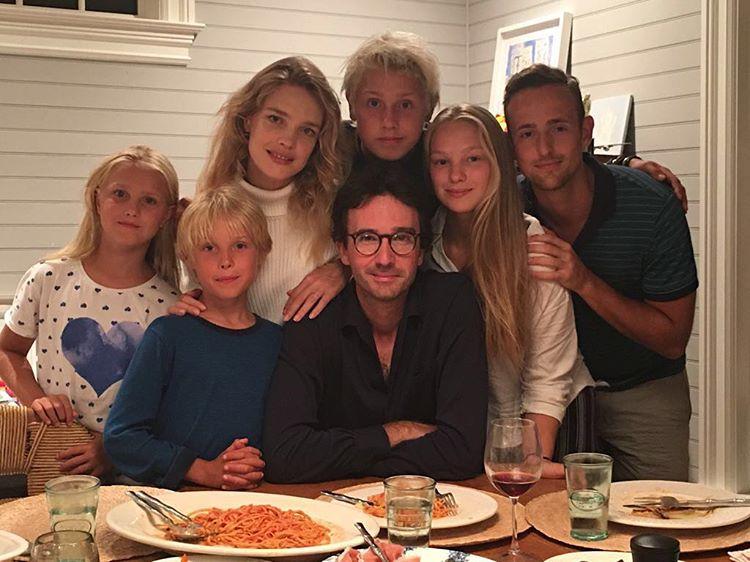 Семья Натальи Водяновой фото