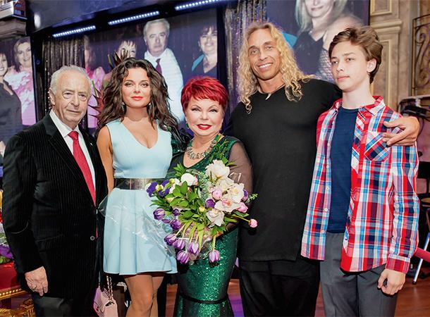 Семья Наташи Королевой фото
