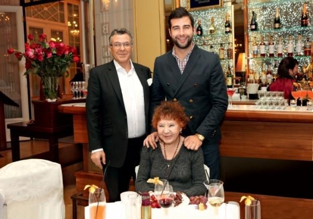 Семья Нины Ургант фото