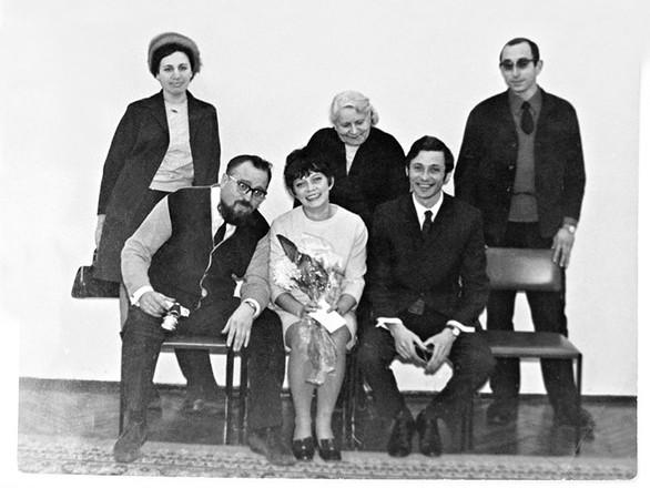 Семья Олега Даля фото