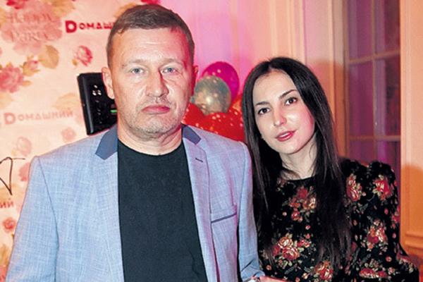 Семья Олега Фомина фото