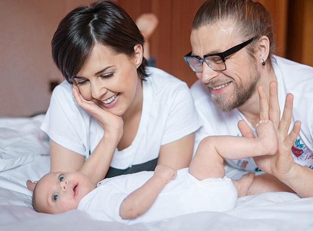 Семья Ольги Шелест фото