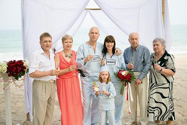 Семья Сергея Светлакова фото