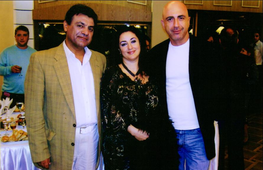 Семья Тамары Гвердцители фото