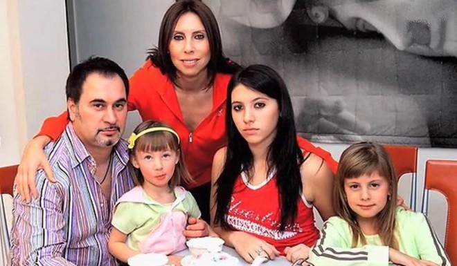 Семья Валерия Меладзе фото