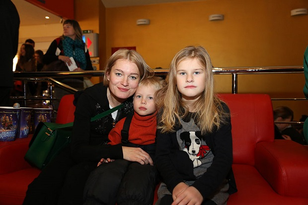 Семья Виктории Толстогановой фото