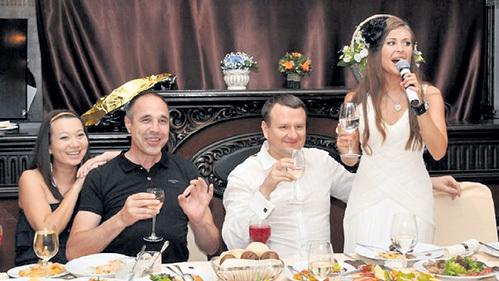 Семья Юлии Михалковой фото