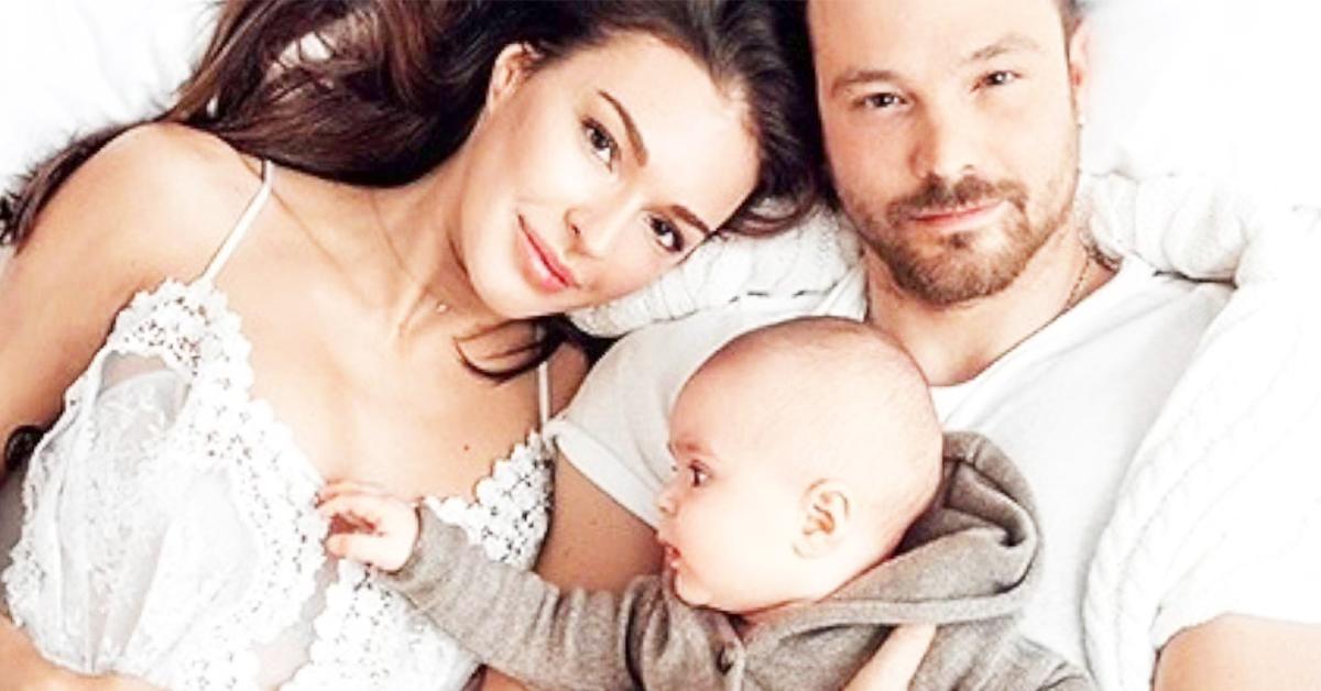 Семья и дети Агнии Дитковските фото