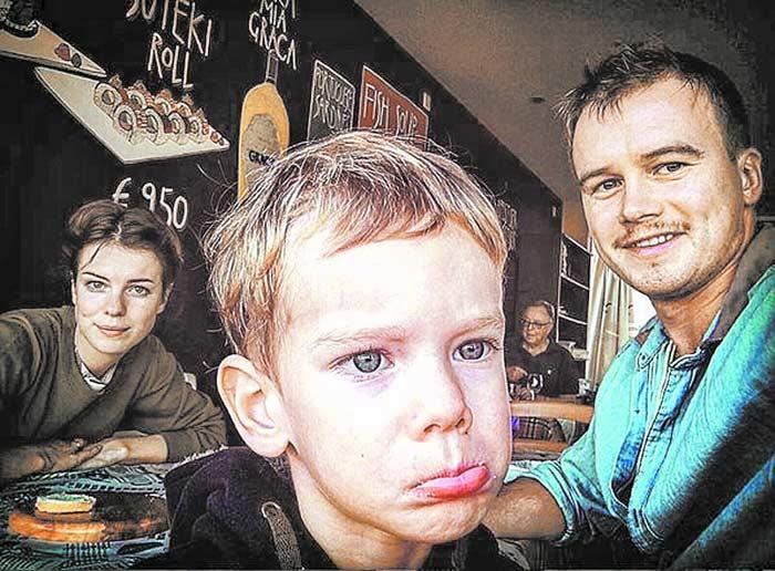 Семья и дети Алексея Бадукова фото