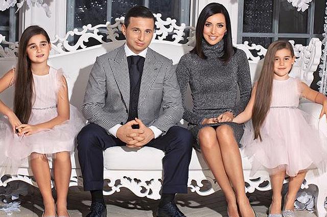 Семья и дети Алсу (певица) фото