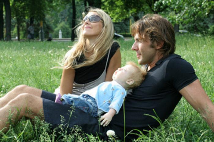 Семья и дети Андрея Малахова
