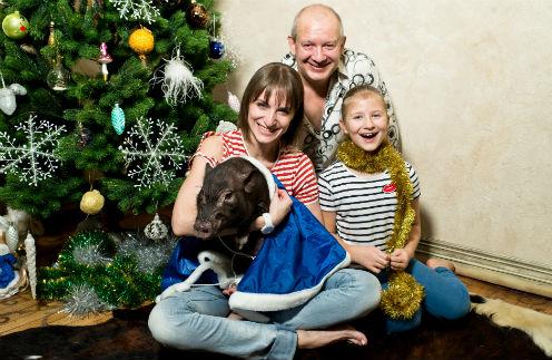 Семья и дети Дмитрия Марьянова фото