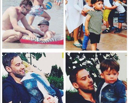 Семья и дети Дмитрия Шепелева фото