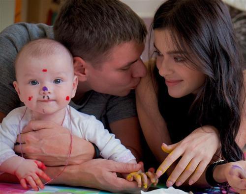 Семья и дети Елены Темниковой фото