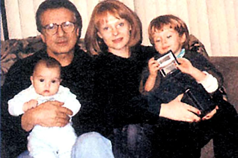 Семья и дети Евгения Евстигнеева фото