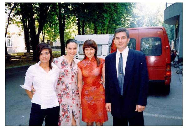 Семья и дети Инны Гомес фото
