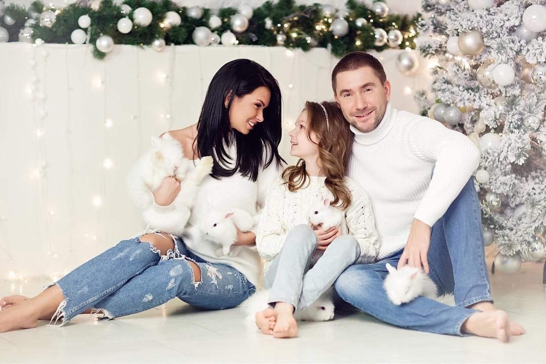 Семья и дети Катя Жужа фото