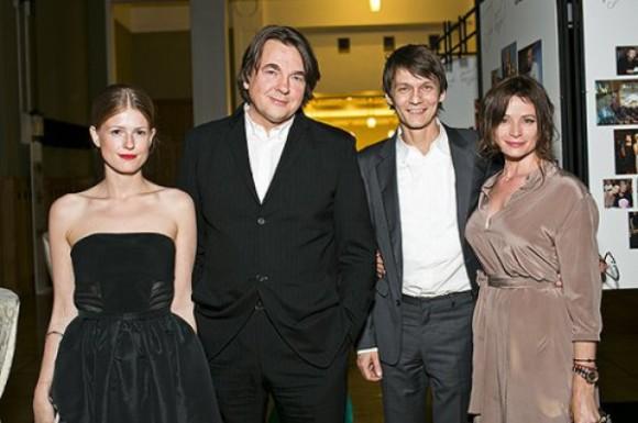 Семья и дети Константина Эрнста фото