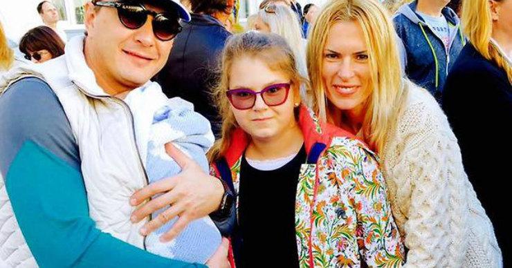 Семья и дети Марата Башарова фото