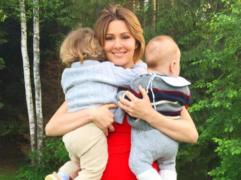 Семья и дети Марии Кожевниковой фото