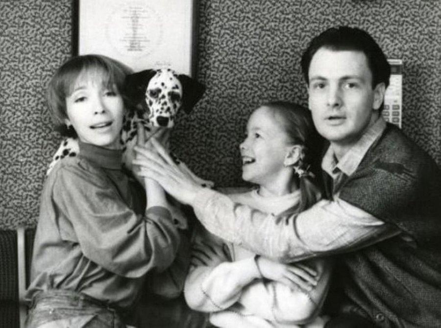 Семья и дети Марины Левтовой фото