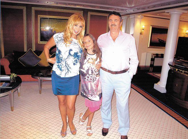 Семья и дети Маши Распутиной фото