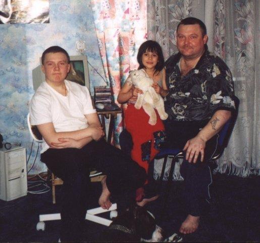 Семья и дети Михаила Круга фото