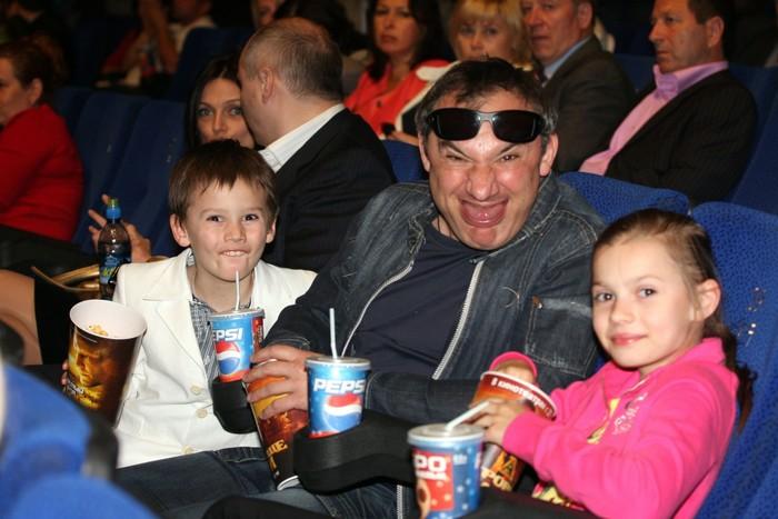 Семья и дети Николая Фоменко фото