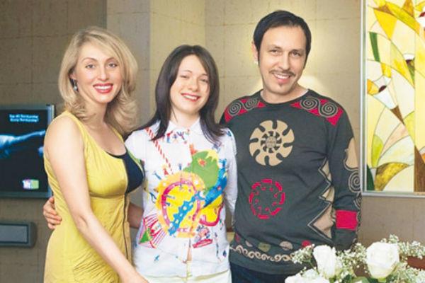Семья и дети Николая Носкова фото