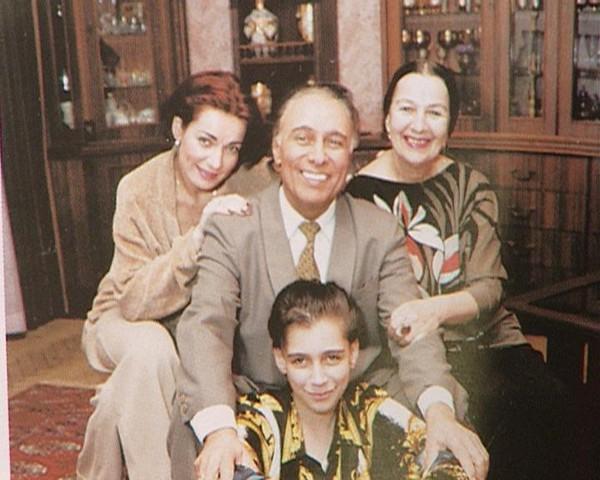 Семья и дети Николая Сличенко фото