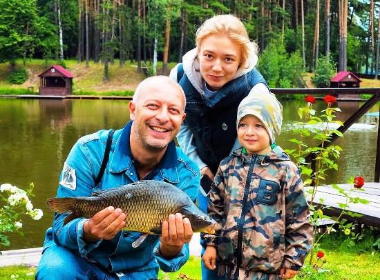 Семья и дети Оксаны Акиньшиной фото