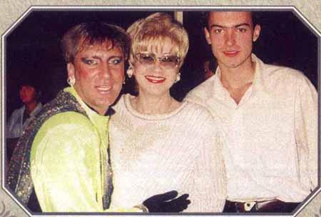 Семья и дети Сергея Пенкина фото