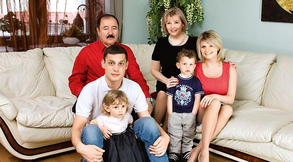 Семья и дети Тамары Акуловой фото