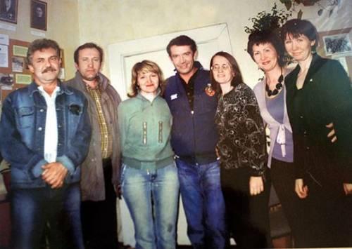 Семья и дети Владимира Машкова фото