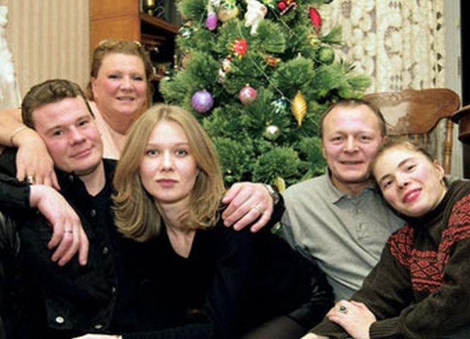 Семья и дети Владислава Галкина фото