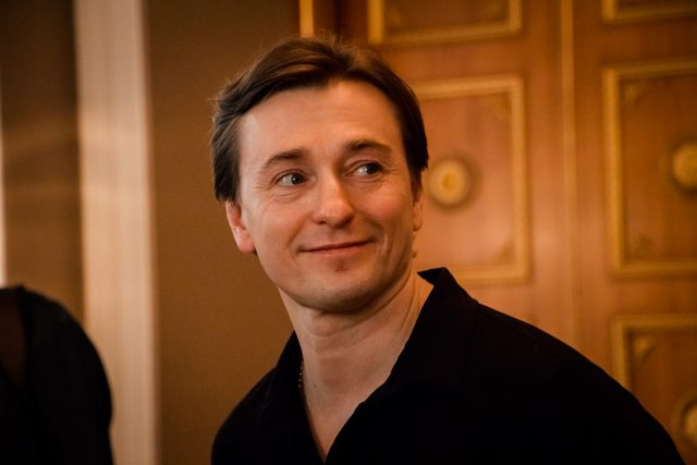 Сергей Безруков биография и личная жизнь