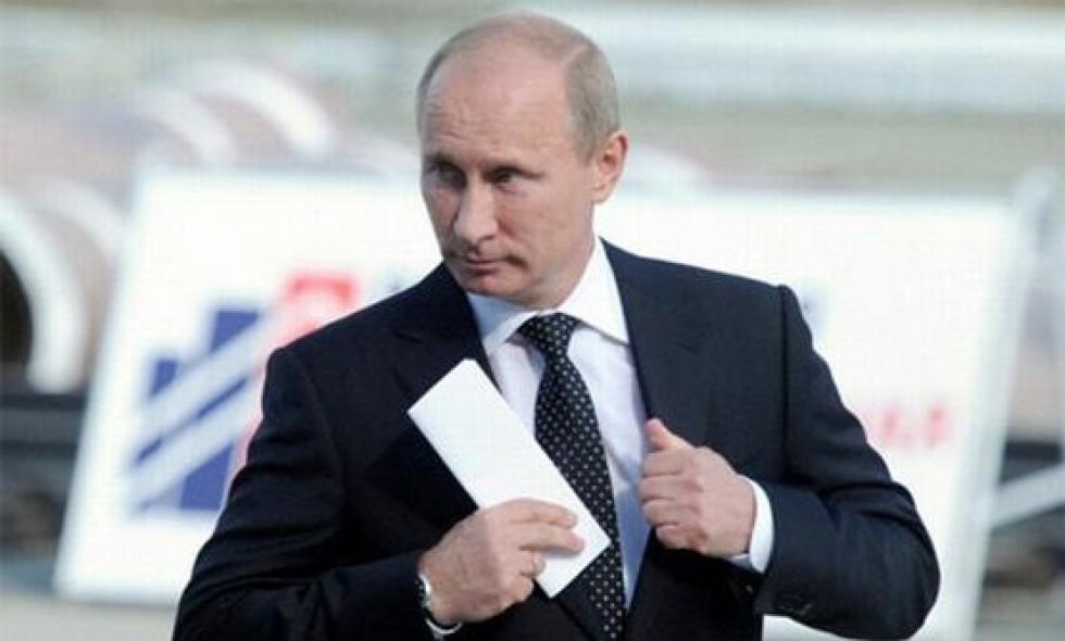 Сколько зарабатывает Путин в месяц фото